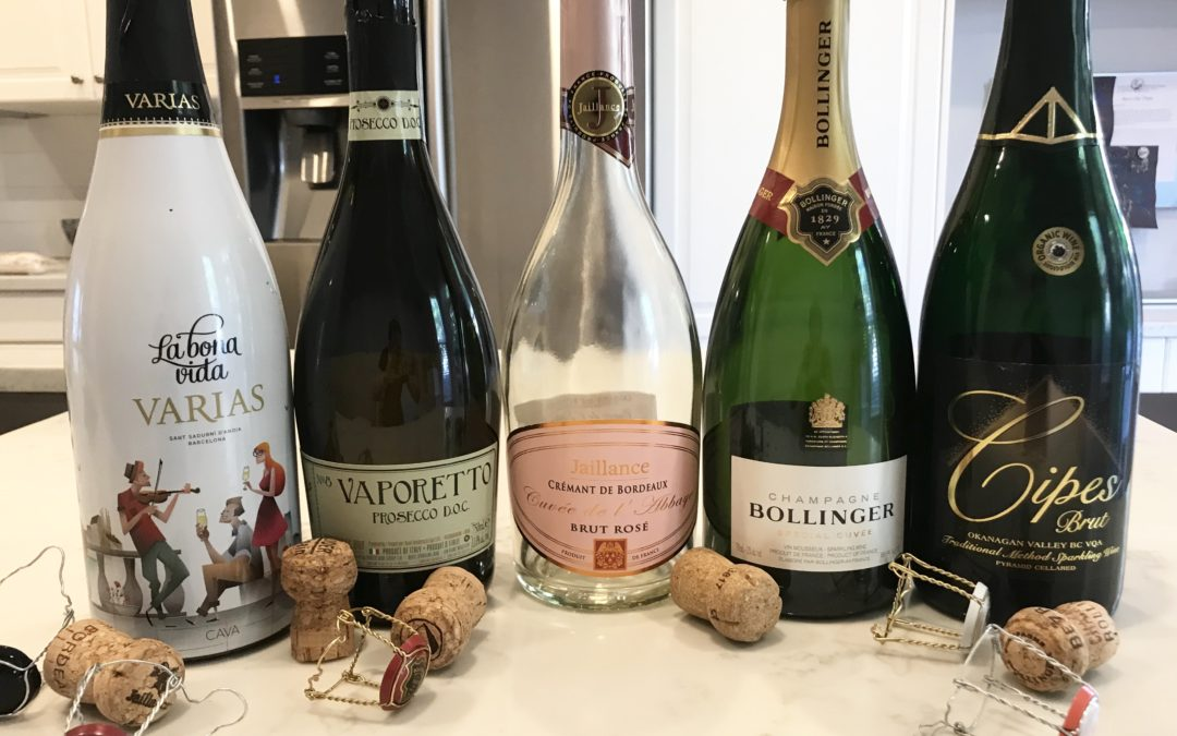 Tiny Bubbles: Sparkling Wine Event